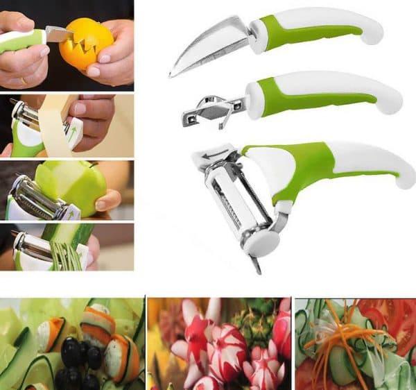 Кращі ручні овочерізки. Овочерізка електрична професійна для дому