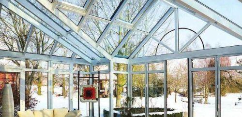 Опалення та вентиляція зимового саду-особливості та правила. Види вентиляції зимового саду