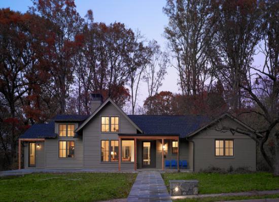 Проект будинку в стилі ранчо. Будинок в стилі ранчо: головні особливості