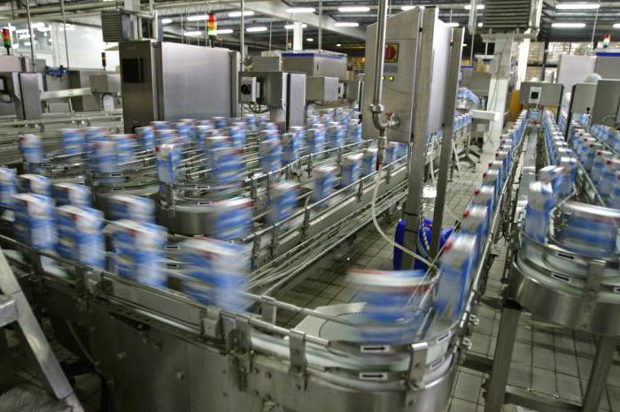 Тенденції розвитку молочної галузі в росії. Історія розвитку молочної промисловості в росії