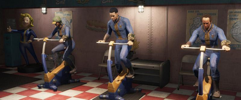 Fallout 4 притулок 88 як краще облаштувати. Соціальний експеримент у притулку