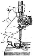 Управління двигуном свердлильного верстата. Електрообладнання свердлильних і розточувальних верстатів