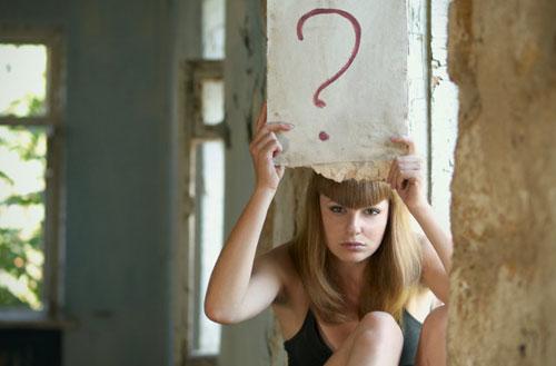 Мені постійно не щастить в житті, може на мені псування? питання від дениса.