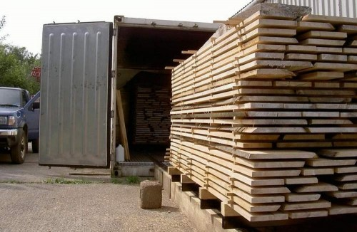 Вакуумна сушарка для лісу. Вакуумна і прес-вакуумна сушка деревини