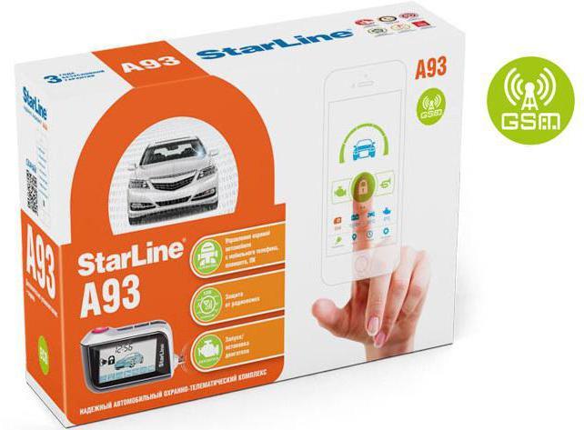 Starline a93 can lin опис. Автосигналізація starline a93: відгуки власників, інструкція із застосування та характеристики