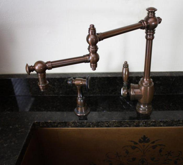 Як почистити душовий кран. Чим чистити бронзові крани? очищаємо сантехнічні прилади