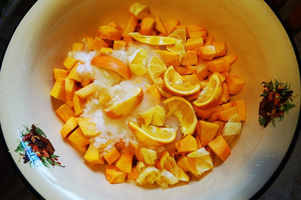 Гарбузове варення: помаранчевий настрій білої взимку. Варення з гарбуза-захват від однієї ложки