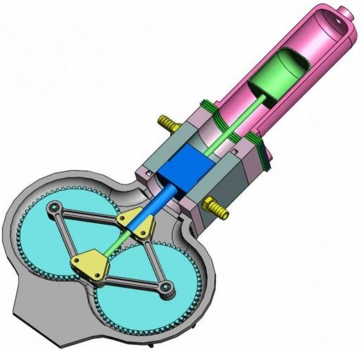 Двигун стірлінга своїми руками з консервної банки. Двигун стірлінга з жерстяних банок