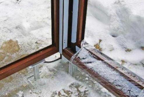Управління мікрокліматом в зимових садах. Мікроклімат зимового саду та обладнання