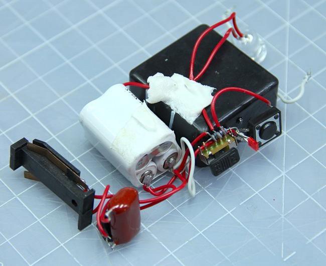 Шокер своїми руками в домашніх умовах. Як зробити електрошокер в домашніх умовах? електрошокер своїми руками з батарейки, запальнички та інших предметів