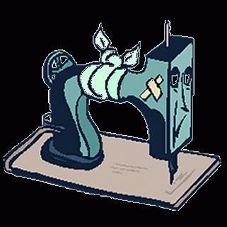 Ремонт швейної машинки зінгер. Ремонт швейних машин і оверлоків як полагодити човник в швейній машині