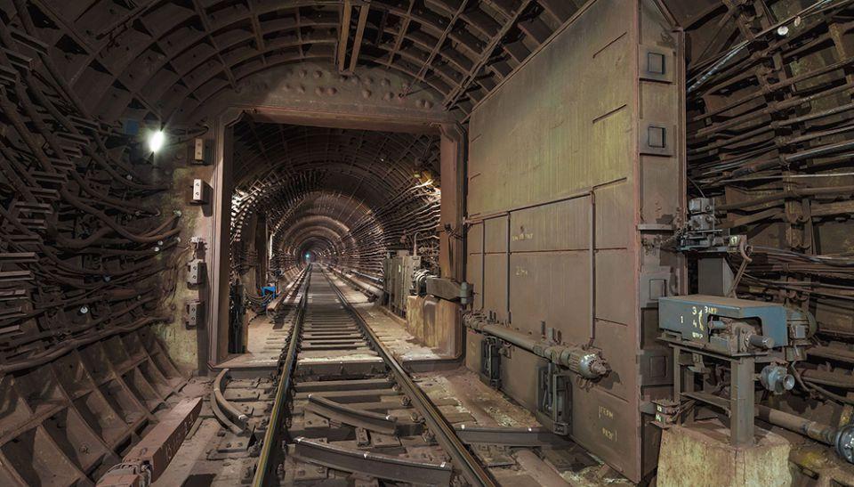 Досвід використання підземного простору в містах. Підземний простір надр