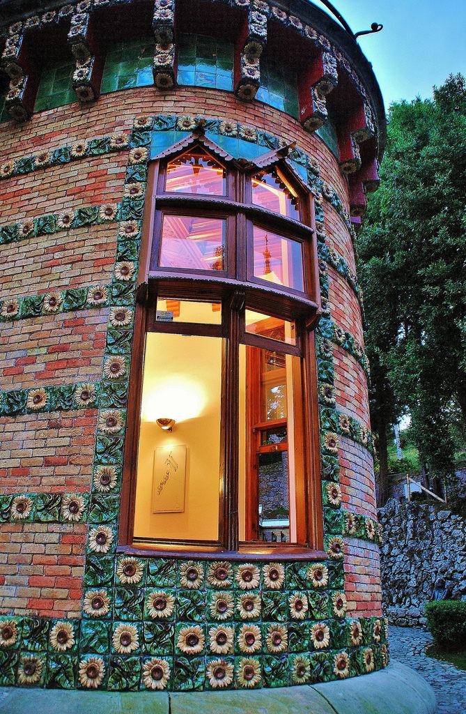 Будинок вісенс опис. Будинок вісенса (casa visens)