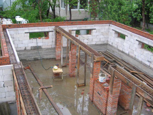 Завантажити типовий проект будинку з газобетону. Проекти будинків з газобетону