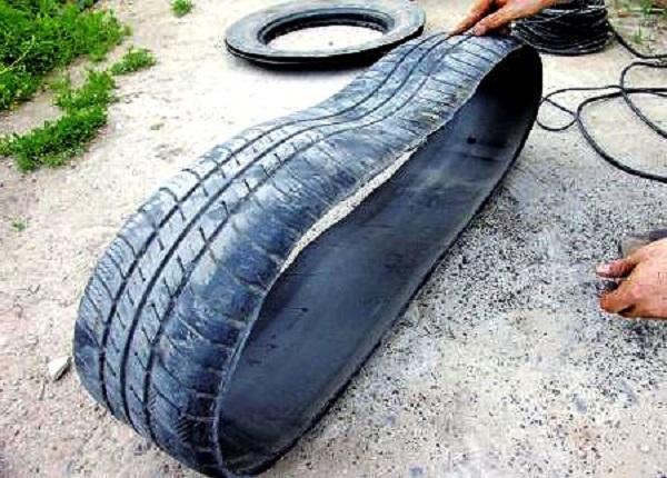 Як робити плитку тротуарну про гумову. Плитка з гумової крихти своїми руками