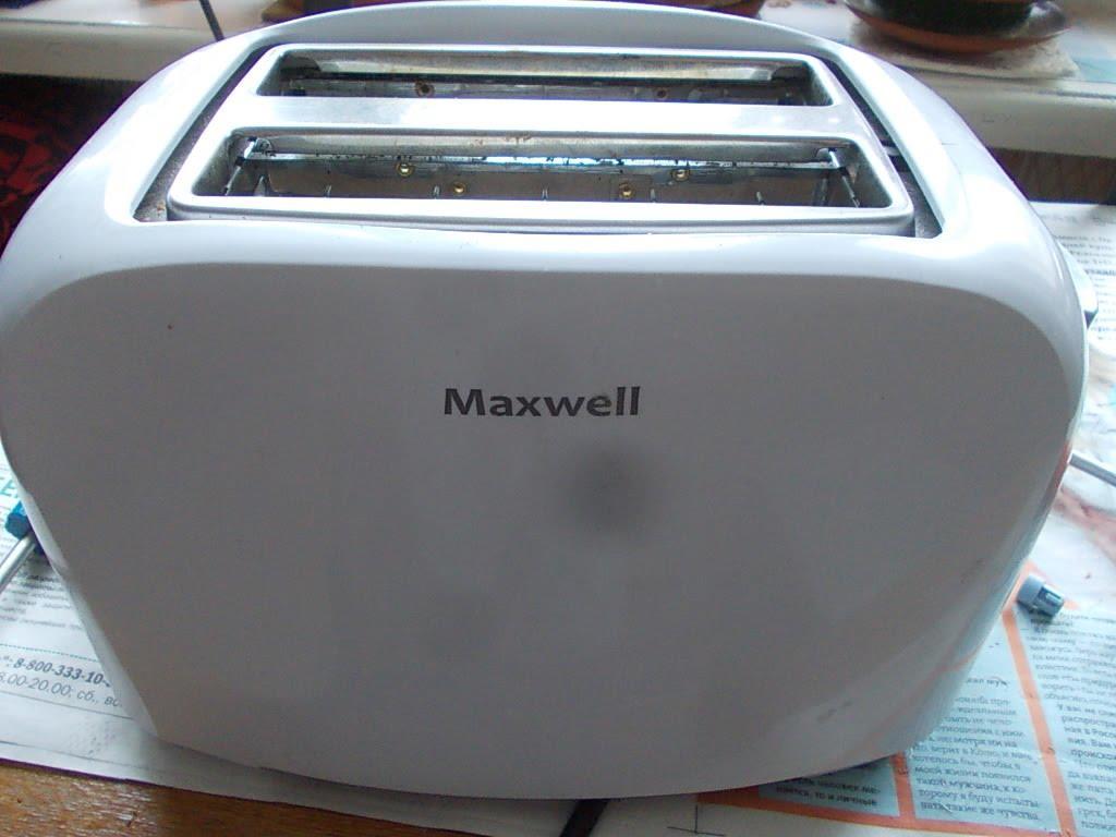 Як працює тостер. Тостер: як користуватися? особливості експлуатації