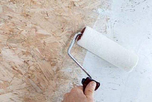 Як обшити будинок осб зовні. Чим пофарбувати осб плиту на фасаді-розглянемо варіанти
