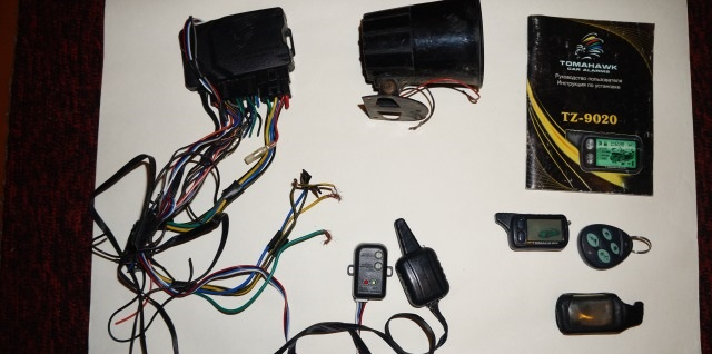Програмування сигналізації томагавк 9020 з автозапуском. Як налаштувати автозапуск сигналізації tomahawk
