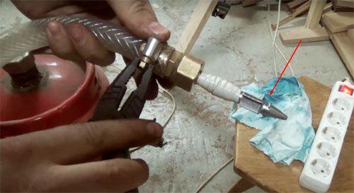 Ручна піскоструминна камера. Як зібрати піскоструминний апарат в домашніх умовах