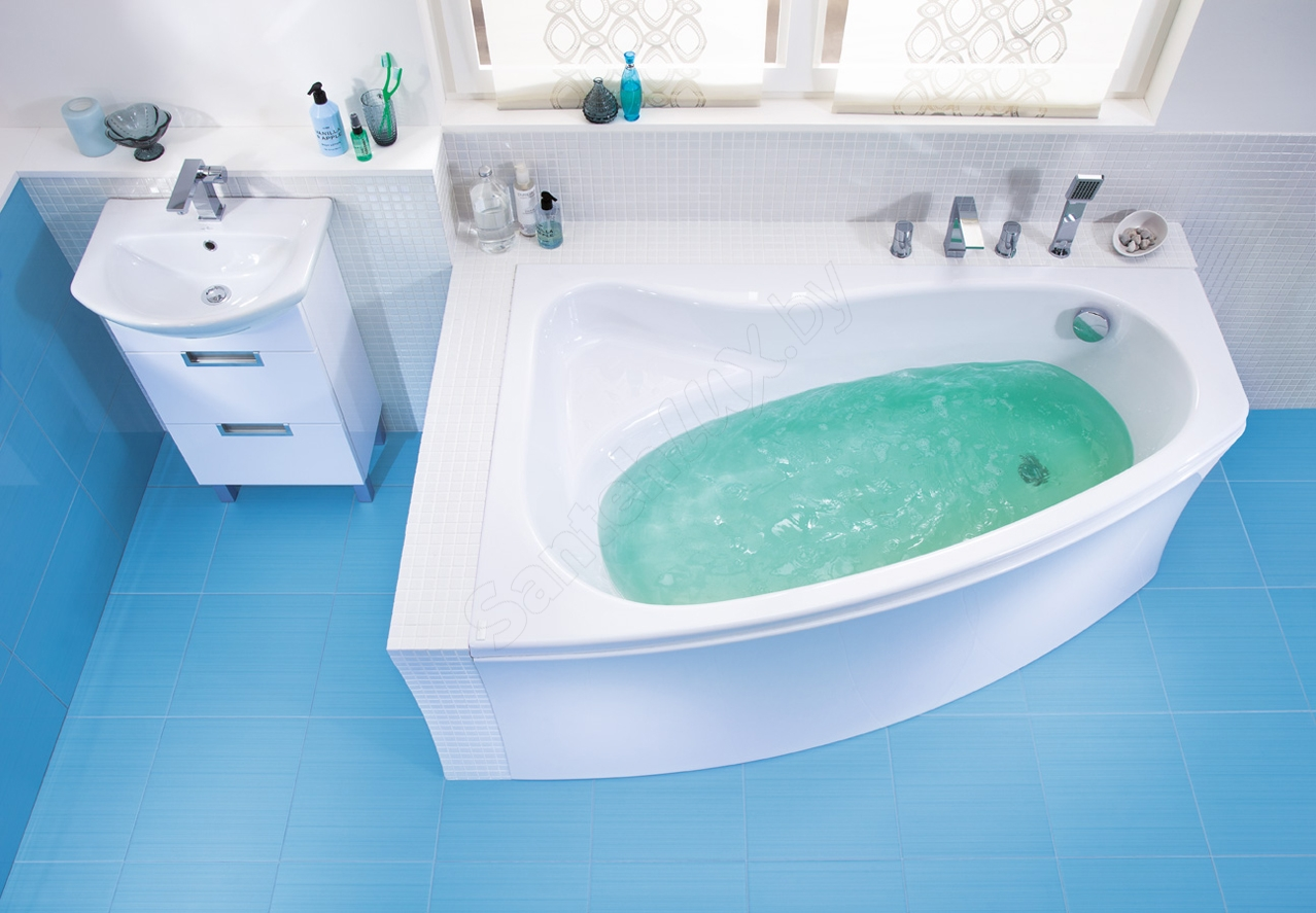 З чого складається акрилова ванна. Як вибрати хорошу акрилову ванну: яка краще і чому, рейтинг виробників