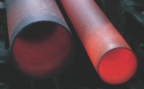 Сортамент чавунних розтрубних напірних труб. Чавунні труби: гост, що предявляються вимоги і перевірка якості чавунна труба гост 9583 75 розміри