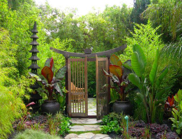 Як створити японський сад на дачі. Сад в японському стилі японський сад на дачі і в саду