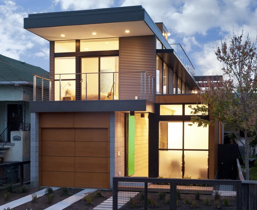 Красиві будинки: проекти з вдалим дизайном і внутрішнім плануванням.