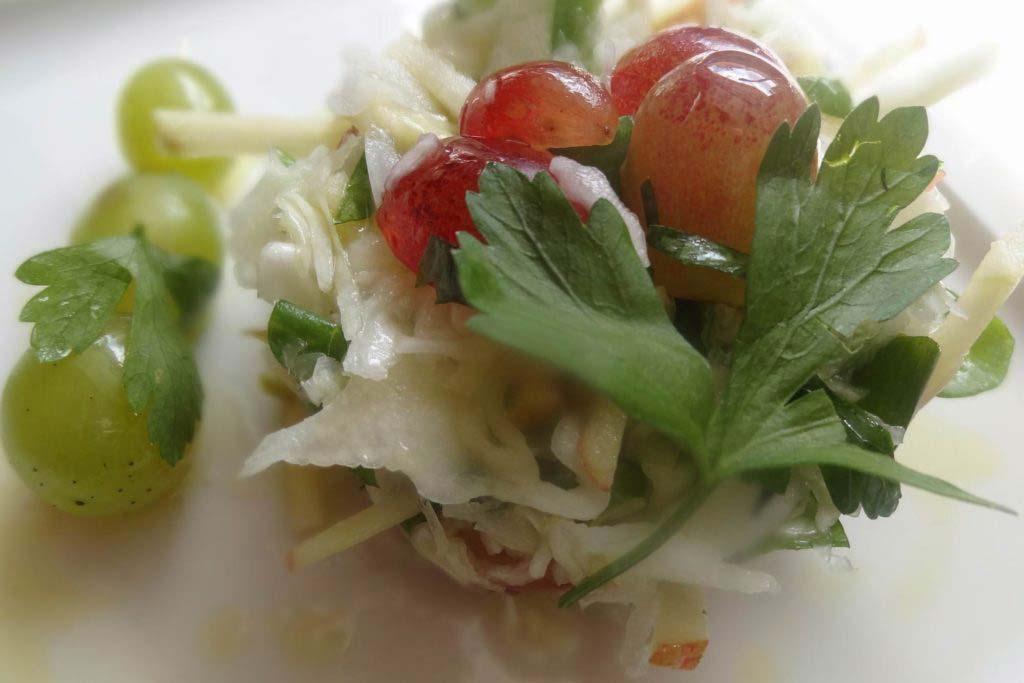 Квашена капуста за добу. Рецепт квашеної капусти швидкого приготування