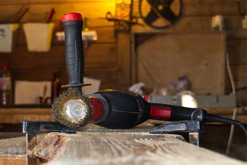 Як самостійно зістарити деревину? способи брашірованіе. Брашірованіе деревини щітка для брашірованія на дриль