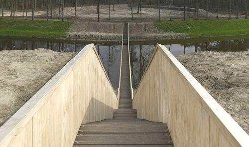 Деревяні мости-варіанти конструкції і класифікація. Стародавні російські деревяні мости xi-xv століть види деревяних мостів