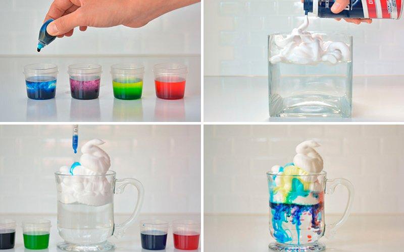 Легкий досвід з хімії в домашніх умовах. Домашні досліди для дітей