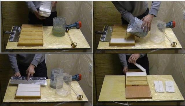 Варіанти укладання гіпсової плитки під цеглу. Робота з гіпсовою плиткою: що потрібно знати про матеріал? фото гіпсової плитки
