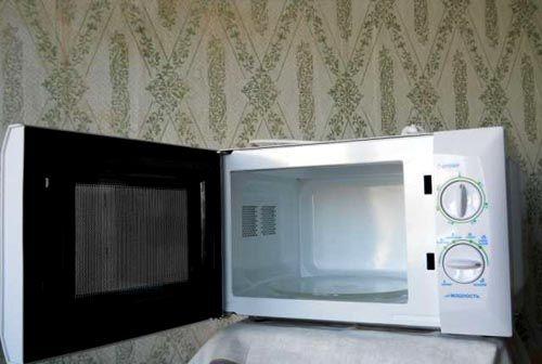 Як ефективно помити мікрохвильовку всередині і зовні. Як в домашніх умовах швидко помити мікрохвильовку всередині? як помити мікрохвильовку всередині лимонною кислотою