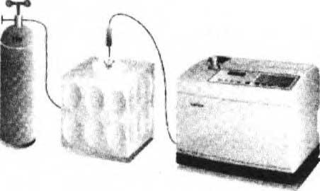 Випробування методом гелієвого щупа. Галоїдний метод контролю герметичності виробів