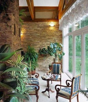 Опалення та вентиляція зимового саду-особливості та правила. Способи організації систем вентиляції