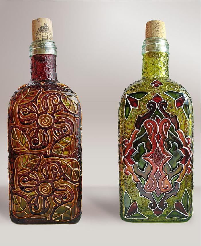 Зробити вазочку з пляшки. Як зробити вазу з пластикової пляшки